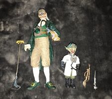 McFARLANE TOYS - MONSTERS SERIES - TWISTED LAND OF OZ ACTION FIGURE - THE WIZARD