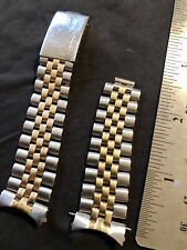 Rolex Datejust 36mm Mens 14k Yellow Gold Jubilee Bracelet 6252H / 255 Band 1601