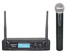 ZZIPP TXZZ101 Radiomicrofono Doppia antenna, Gelato / Palmare wireless vhf