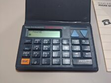 Vintage Texas Instruments Phone Bank I-0589 ( Fast shipping ! )