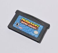 Mario Kart Super Circuit (Nintendo Game Boy Advance) Authentic Cart Fully Tested