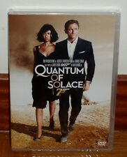 QUANTUM OF SOLACE-JAMES BOND OO7-DVD-NUEVO-PRECINTADO-SEALED-ACCION-AVENTURAS