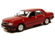IST MODELS 1997 Gaz Volga 3110 (Dark Red) 1/43 Scale Diecast Model NEW, RARE!