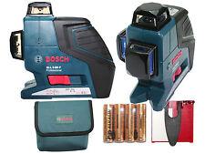 Bosch Linienlaser GLL 3-80P Professional Solo ohne L Boxx inkl.Tasche Zieltafel
