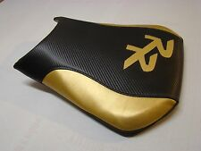 HONDA 2005/2006 CBR600RR FRONT SEAT COVER BLACK/GOLD