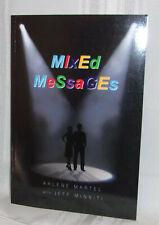 Arlene Martel  & Jeff Minniti MIXED MESSAGES First ed SIGNED by Star Tek actress