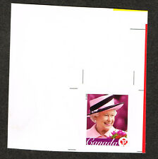 CANADA ERROR FORGERY? VF PRINTED ON CARD BACKING   (CEM7