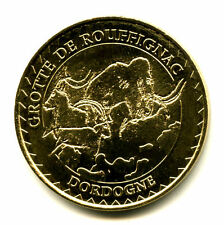 24 ROUFFIGNAC Mammouth et bouquetins, 2016, Monnaie de Paris