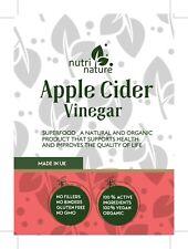 Apple Cider Vinegar Capsules 12200mg Fat Weight Loss Keto Diet Strong vegan