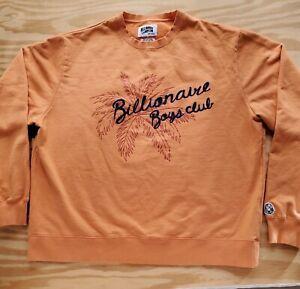 Billonaire Boys Club Sweatshirt BB Topia Orange XXXL