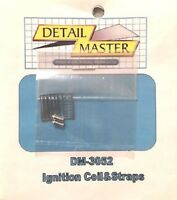 Detail Master 3052	x 1/24-1/25 Ignition Coils & Straps Long