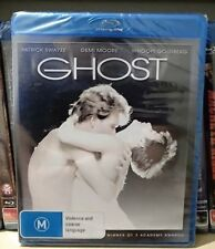 *New & Sealed*  GHOST (Blu-ray, 2009) Patrick Swayze & Demi Moore Classic!
