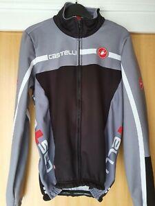 Castelli cycling jacket size large