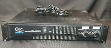 QSC RMX 1850HD Professional Power Amplifier 1800 Watts