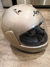 Arai Helmet Signet GT large Snell Dot Titanium color motorcycle read description