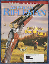 Magazine American Rifleman, AUGUST 2001 !!! MARLIN Model 336SS RIFLE !!!