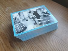 Doctor Who Trading Cards - Strictly Ink - 2000 - Various
