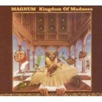 """MAGNUM """"KINGDOM OF MADNESS"""" 2 CD NEU"""