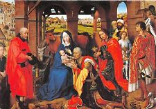 B67556 art reproduction Albrecht Durer Paumgartner Altar postcard