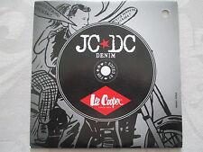 JC*DC (M.I.A, Birdy Nam Nam, ShitDisco, Galanter, Castelbajac - PROMO CD + Video