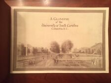 RARE 1927 University of South Carolina photo book, Columbia, SC, Campus, Teams