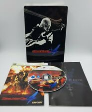 Devil May Cry 4 Edition Steelbook - CD + Notice+ Artbook XBOX 360 PAL FR