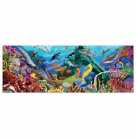 Melissa and Doug 18907 - Underwater Oasis Floor Puzzle - 200 Pieces - NEW!!