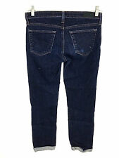Adriano Goldschmied Jeans Women 27 The Stevie Roll Up Slim Straight Actual 29x24