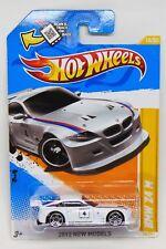 New 2011 Mattel Hot Wheels New Models BMW Z4 M Sealed
