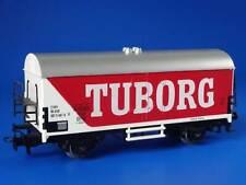 MARKLIN H0 - 4536 - Refrigerator Beer Car: DSB Danish - TUBORG (68)/ EXC