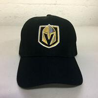 Las Vegas Golden Knights Cap Hat Embroidered LV Adjustable Curved Men