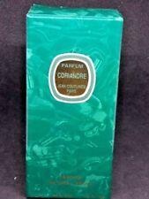 Vintage parfum CORIANDRE Jean Couturier Paris 7ml Sealed Винтаж духи КОРИАНДР