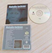 CD ALBUM DOWN BY THE RIVERSIDE MAHALIA JACKSON 20 TITRES 2007