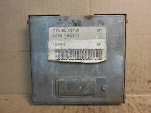 Engine Control Module ECU ECM 1227300 Fits Isuzu I Mark 1986 1987