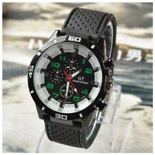 GT montre pour hommes Montre de silicone Montre de Sport montres Decontract R5G1