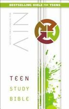 Teen Study Bible, Niv (2014, Hardcover, Revised, New Edition)