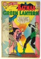 Brave and the Bold #59 Batman & Green Lantern (DC 1965) Silver age classic