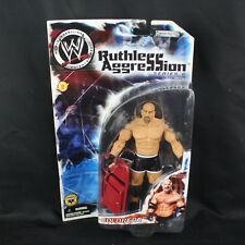 2003 Jakks Wwe Wwf Ruthless Aggression Series 6 Goldberg Action Figure New Moc