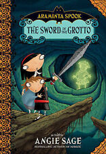 Araminta Spook: The Sword in the Grotto, Sage, Angie, 0747583471, New Book
