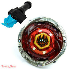 BB118 Phantom Orion B:D BEYBLADE Masters Fusion Metal+GRIP+BLUE SPIN LAUNCHER
