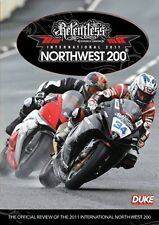 NORTH WEST 200 (2011) - Official Review - NW200 DVD
