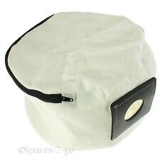 NUMATIC JAMES Zip Cloth Vacuum Dust Bag Reusable Lifetime Quality JVP180a