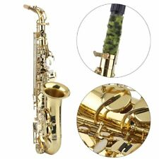 New Professional Antique Bend Eb Alto Sax Saxophone with Free Case Accessories V