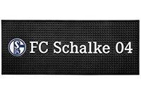 FC Schalke 04 Fanartikel Thekenauflage Unterlage 50 cm x 19,5 cm Lokal Bistro