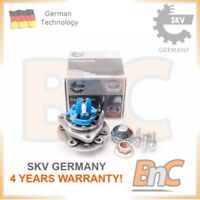 REAR WHEEL BEARING KIT VAUXHALL OPEL OEM 93186388 SKV GERMANY GENUINE HEAVY DUTY