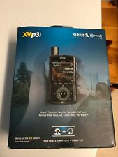 New Sirius Xm Xmp3i Portable Satellite Radio & Home Kit Records Christmas gift