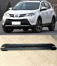 (#287) Toyota Rav4 2013 to 2018 Aluminium Side Steps Running Boards