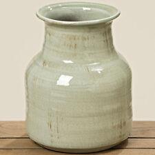 deko blument pfe vasen im landhaus stil aus terrakotta g nstig kaufen ebay. Black Bedroom Furniture Sets. Home Design Ideas