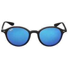 Ray-Ban Round Liteforce Blue Flash Sunglasses