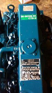 Kubota 2203 Diesel Engine - USED